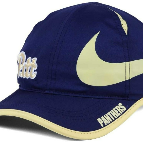 info for 72a26 d2663 Pittsburgh Panthers Nike NCAA Big Swoosh Hat Cap